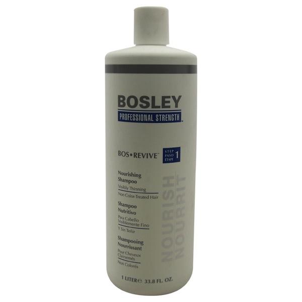 hair, bosley, bosrevivenourishing, Shampoo