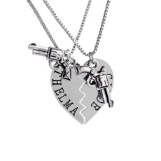 Heart, adventurefreedom, pickheartfriendshipnecklace, Jewelry