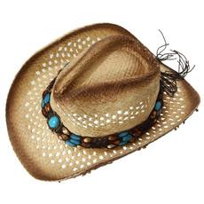 Summer, Turquoise, Fashion, Beach hat