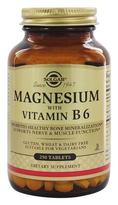 vitaminsmineral, magnesium