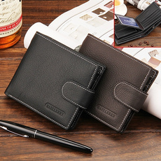 leather wallet, Mens Accessories, cardpurse, leather