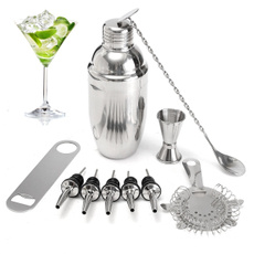Steel, bartendertool, Cocktail, cocktailshaker
