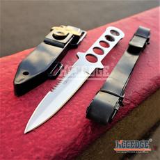 Steel, pocketknife, scubasnorkeling, dagger