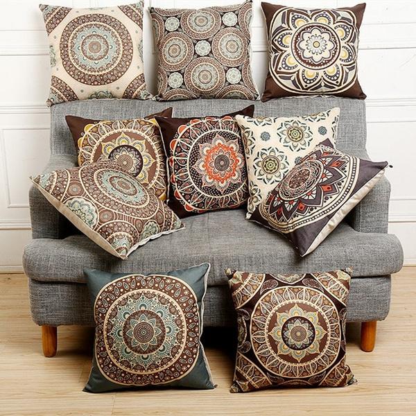 Home Decor, Pillowcases, Pillow Covers, Throw Pillow case