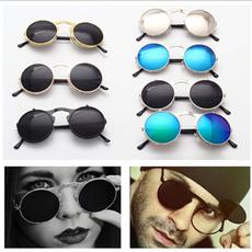 Fashion Accessory, Fashion, reflectivesunglasse, Round Sunglasses