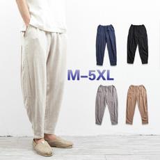 menwidelegpant, drawstringlinenpant, menssummerlinenpant, men trousers