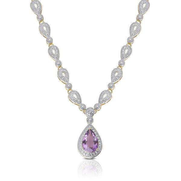 DIAMOND, gemstonenecklace, Jewelry, gold