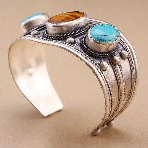 Turquoise, eye, Jewelry, tibet