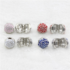 Charm Bracelet, Flowers, diybracelet, cheapcharmsbracelet