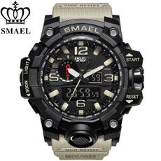 g shock watches men, digitalsportsledmenswatch, skmeibrand, analogdigitalwatch