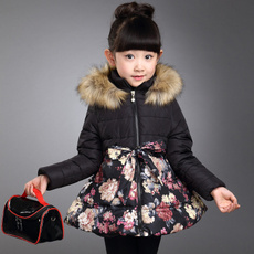 babycoat, Cotton, jackets for kids, Floral
