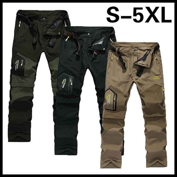 Plus Size, hikingpant, quickdrying, Cargo pants