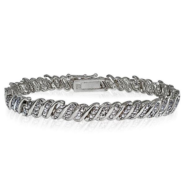 Tennis, DIAMOND, Bracelet, Jewelry