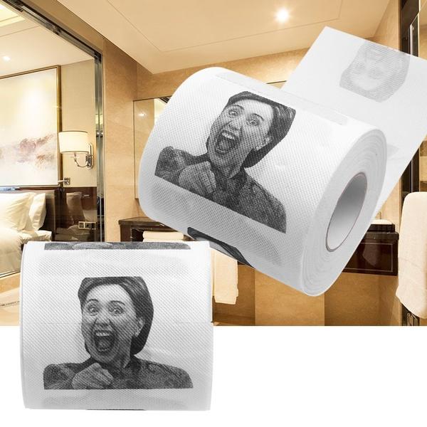 Funny, Bathroom, Home & Living, donaldhillary