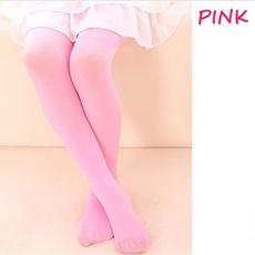 Ballet, opaque, stretch, Socks