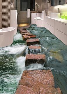 decoration, river, homesticker, Home & Living