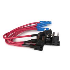 Mini, Blade, circuitfuse, dualcircuitadapterholder
