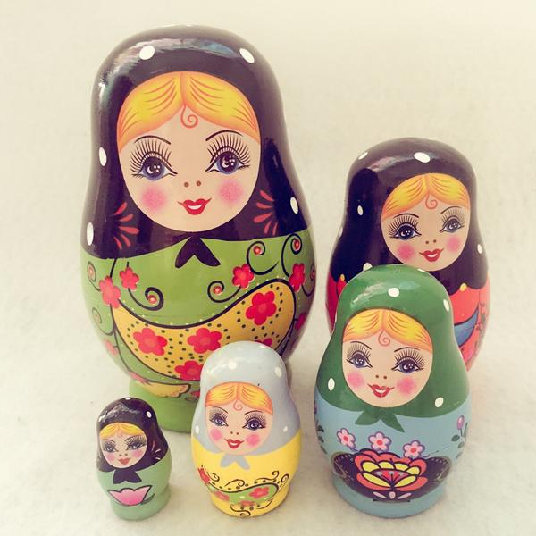 dollsbearsdollhouse, russiannestingdoll, russiandoll, matryoshkadoll
