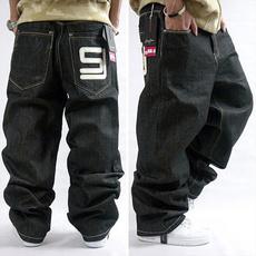 Plus Size, distressedjean, pants, Men