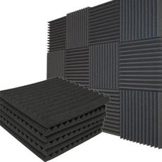 wedge, wallfoam, soundinsulationsponge, studioequipment