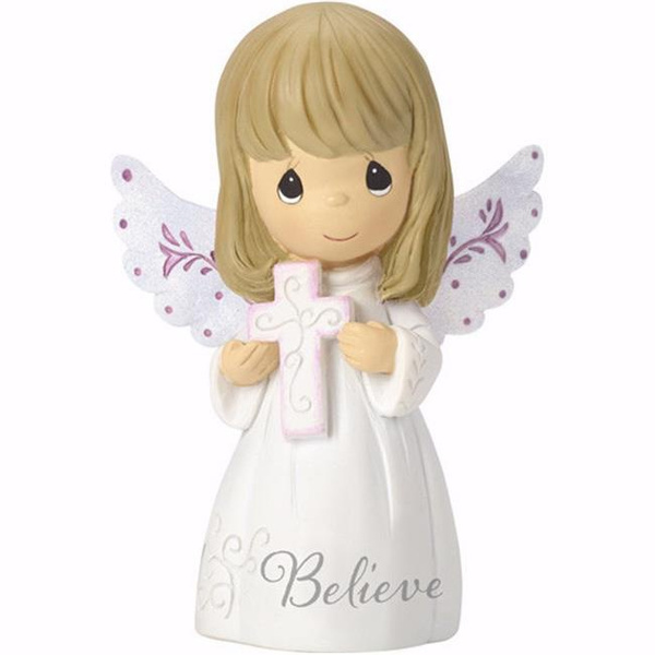 Angel, Believe, Figurine, Gifts