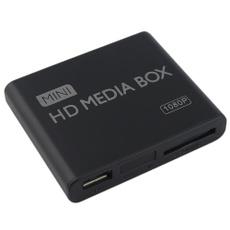 Box, Mini, fullhdmediaplayer, Remote
