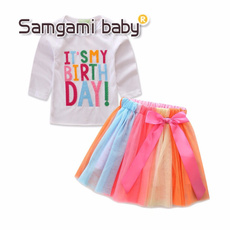 rainbow, Princess, Gifts, Skirts