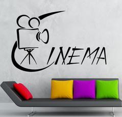 walldecorfortravel, wallstickersforkid, Home & Living, Movie