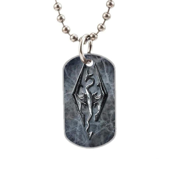 dogtagsilver925, dogtagsengravedforpet, Chain, dogtagnecklacemilitary