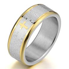 Steel, bible, biblecro, Jewelry