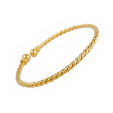 yellow gold, 3mmwide, Jewelry, gold