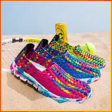Flats, Sneakers, summerbeach, Womens Shoes