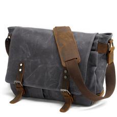 Shoulder Bags, laptopmessengerbag, Canvas, Waterproof