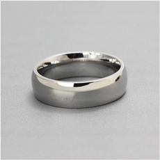 stripesring, Steel, Stainless Steel, Jewelry