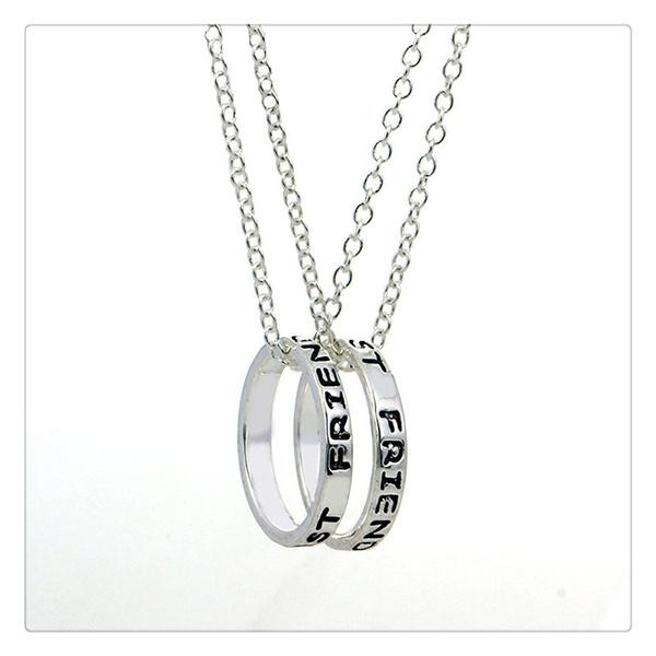 Chain Necklace, bestfriend, Jewelry, Chain