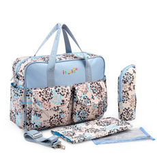 babyandmother, Totes, Waterproof, babydiaperchanging
