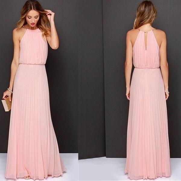 Strapless Dress, chiffon, fashion dresses, chiffon dress