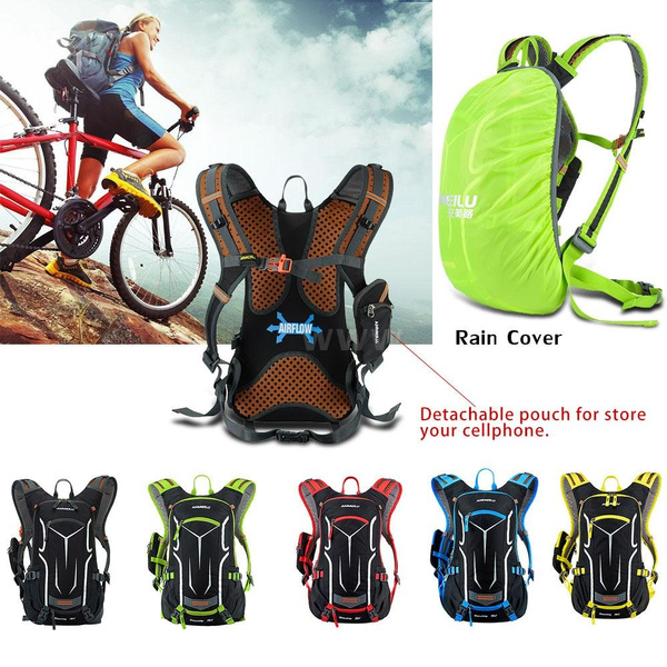 Lixada 18L Waterproof Outdoor Cycling Bicycle Bike Shoulder Backpack Ultralight