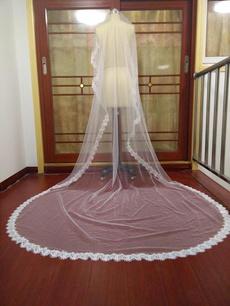 Handmade, weddingveil, veil, Lace