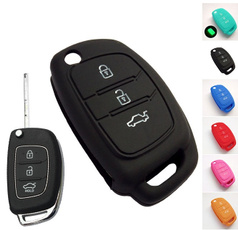 case, keyholder, Key Chain, silicone case