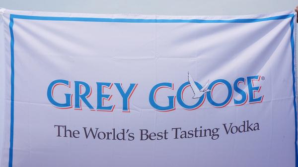 Grey, greygooseflag, Polyester, greygoose