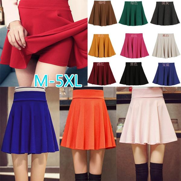 Mini, Fashion, high waist, Dress