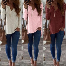 sleeve v-neck, Fashion, Sleeve, Long Sleeve