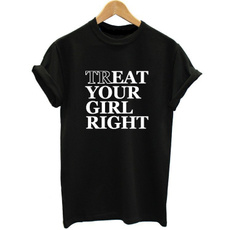 womensloosetshirt, Funny, short sleeves, Plus Size