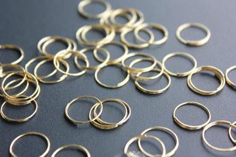 Brass, chandelierlamppart, refurbishingpart, metalring