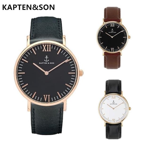 bicyclewatch, Fashion, dress watch, leather strap