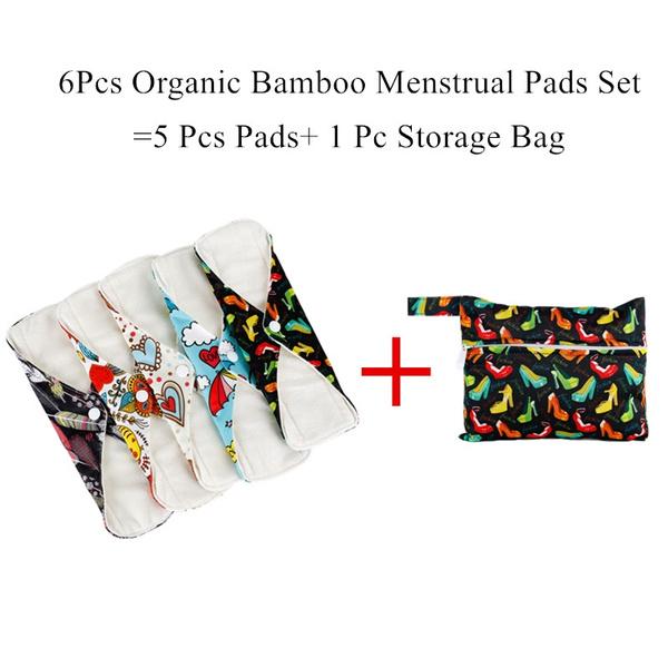 clothmenstrualpad, clothpad, Bamboo, Mini