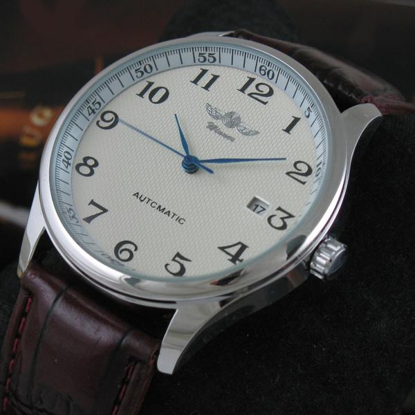 Chronograph, winnerwatch, Classics, selfwindwatch