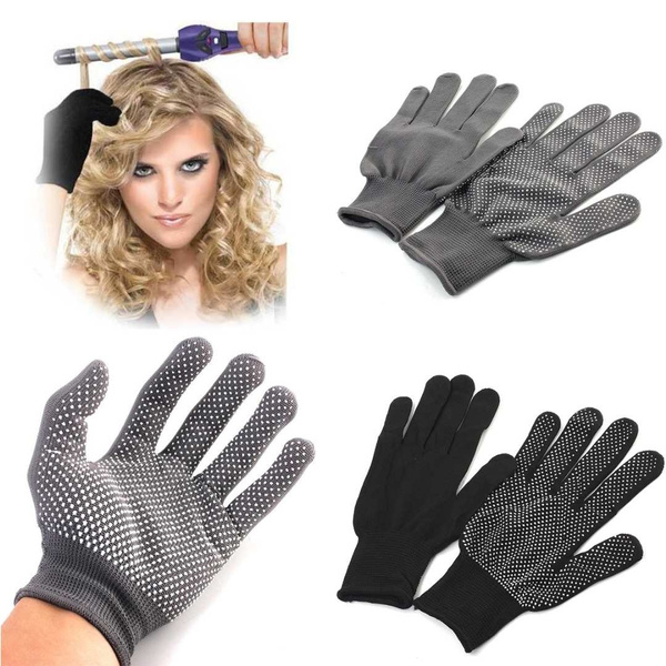 Hair Styling Tools, handprotectionglove, Tool, hairstraightenerglove