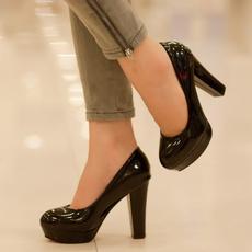 Fashion, thickheel, Womens Shoes, Waterproof